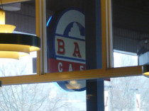 Window View of Sign