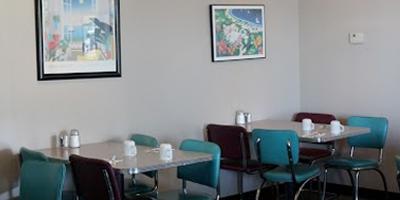 Dining Room | Bay Cafe at Fisherman's Terminal, Seattle WA
